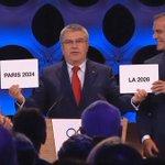 IOC makes bids official: Paris awarded 2024 Olympics; LA gets 2028 Games.