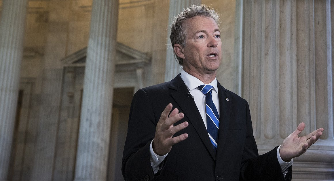 Senate scuttles Rand Paul's war powers repeal https://t.co/JCAVA5TTi8 https://t.co/4KHKByMmyC