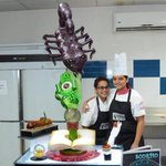 Goan girl wins Pastry Queen India 2017 and showcases sunsign scorpio desserts