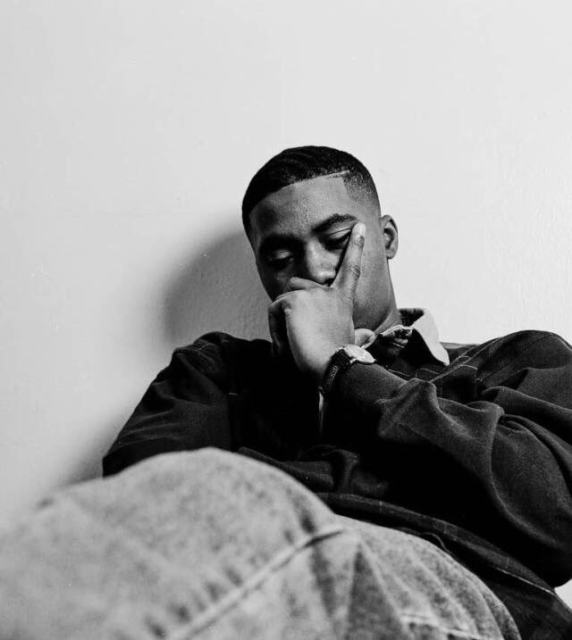 "Happy Birthday Nas ""With age comes common sense and wisdom\""- Nasir Bin Olu Dara Jones (Nas)"