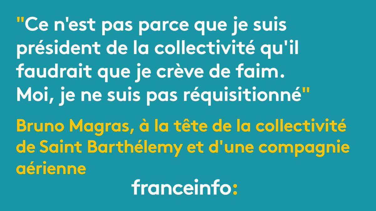 """""""Depuis quand perdez-vous votre code bancaire ?"""" : le patron de la collectivité de Saint-Barthélemy justifie la reprise des vols payants"""