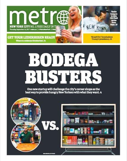 #Bodega