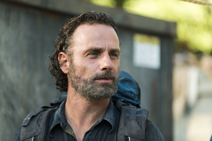Happy Birthday Andrew Lincoln!