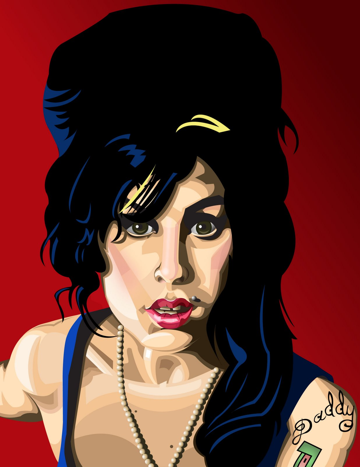 Happy birthday to the late Amy Winehouse!!