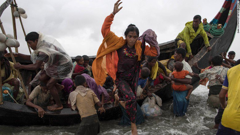 Almost 40% of Rohingya villages in Myanmar's Rakhine State lay empty https://t.co/k8JkSaYF9w https://t.co/B7sgM4tbRr