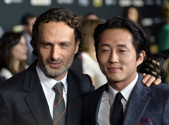 Happy Birthday to the incredibly talented Andrew Lincoln!