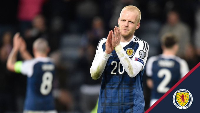 | Wishing a Happy Birthday to Steven Naismith!