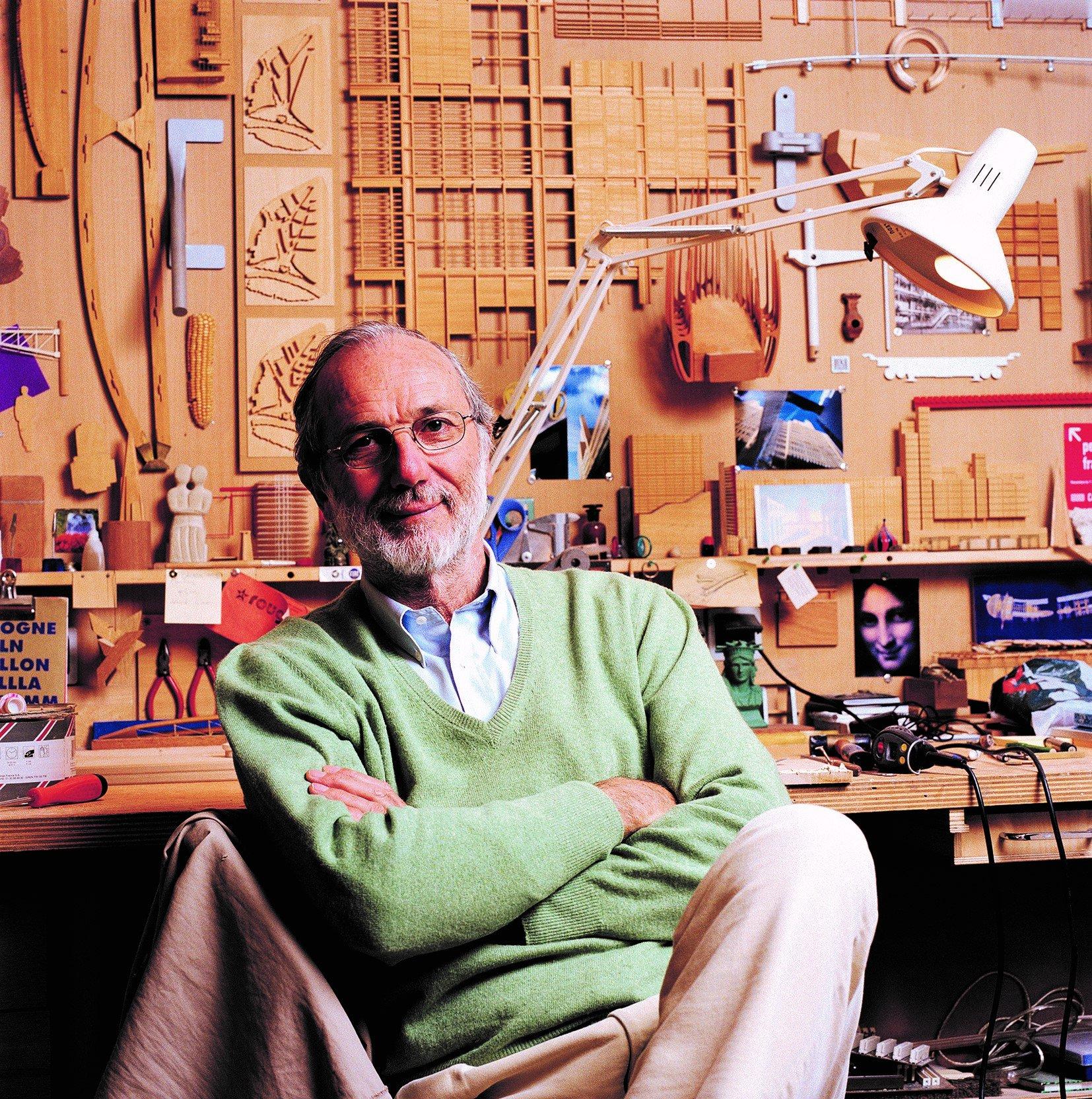 Happy 80th Birthday to The Shard architect, Renzo Piano.