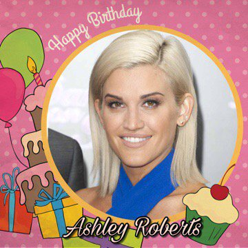 Happy Birthday Ashley Roberts, Andrew Lincoln, Katie Lee, Martin Tyler, Jessica Brown Findlay & Roger Lyons