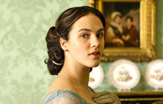 Happy birthday Jessica Brown Findlay