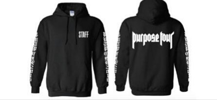 #purposetourmerch