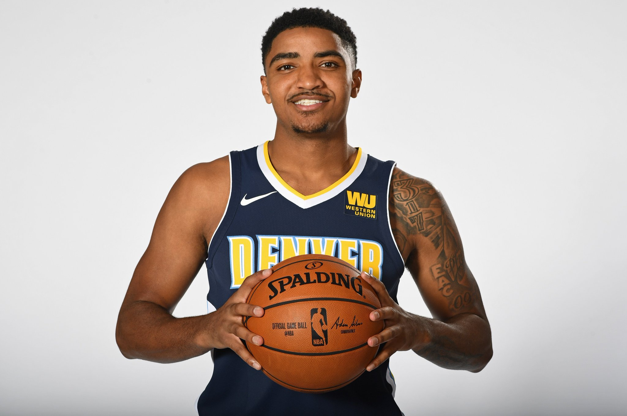 Join us in wishing @thats_G_ of the @nuggets a HAPPY 23rd BIRTHDAY! #NBABDAY https://t.co/hEjffg4r1i