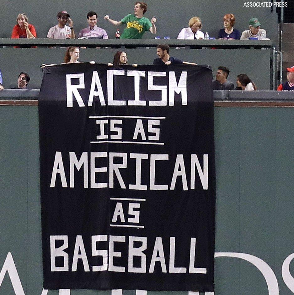 Racism is as American