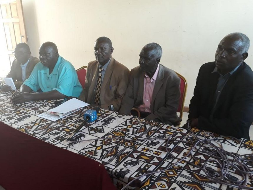 We didn't go to beg for jobs, goodies from Uhuru - Bukusu elders