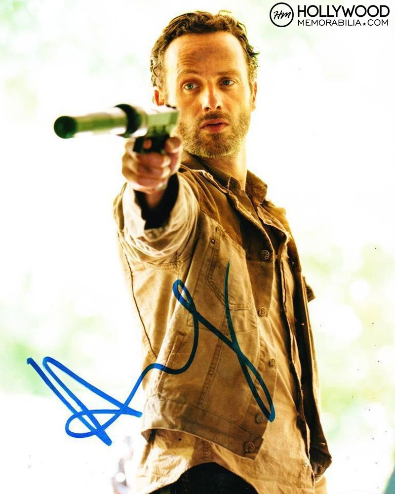 Happy Birthday Rick Grimes, we mean Andrew Lincoln