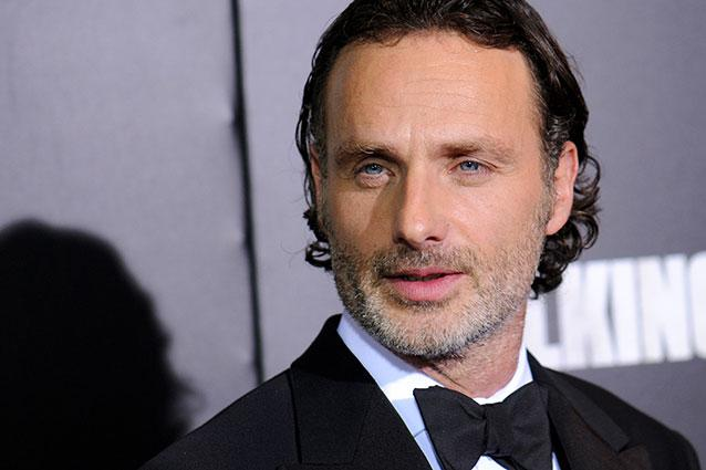 Happy birthday to Andrew Lincoln! Ansiosos por dia 23 de outubro?
