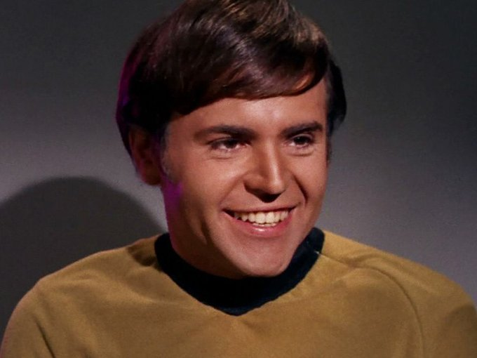 Happy 81st Birthday to Ensign Pavel Chekov actor Walter Koenig.