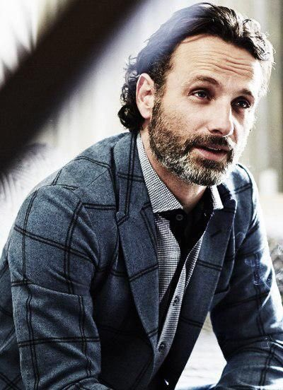 Happy birthday to one of my favorite actors: Andrew Lincoln!