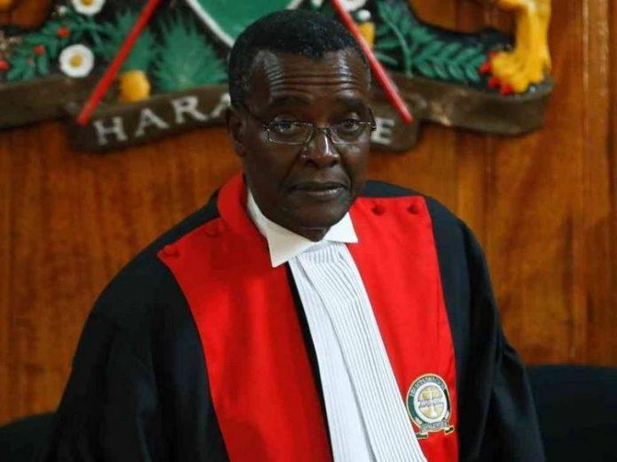 Nyeri Town MP files petition against CJ Maraga