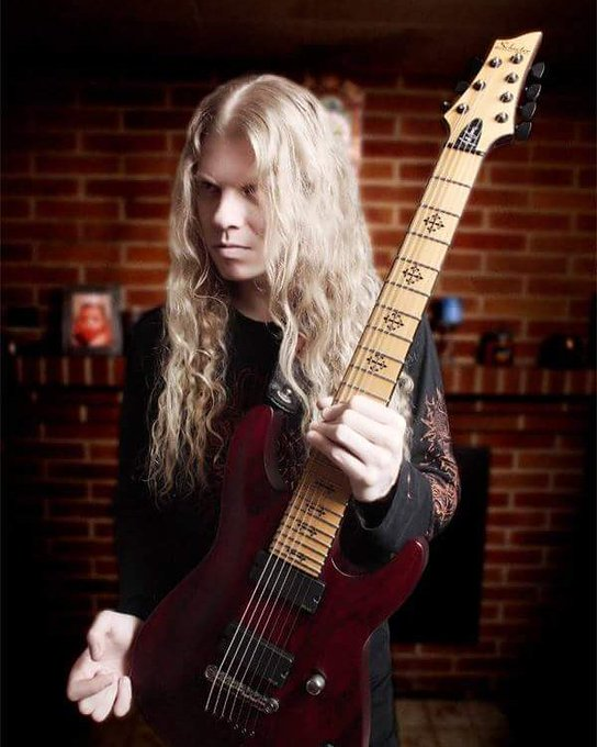 Happy birthday to the great Jeff Loomis