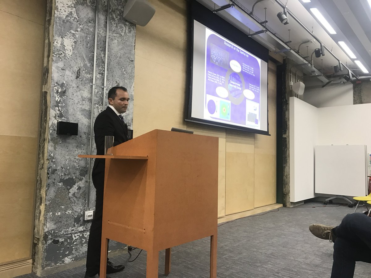 test Twitter Media - Elton Santos of @QueensUBelfast takes us through the rate of materials publications and just how little time we have to get through it all! https://t.co/rzGR6g9j0t