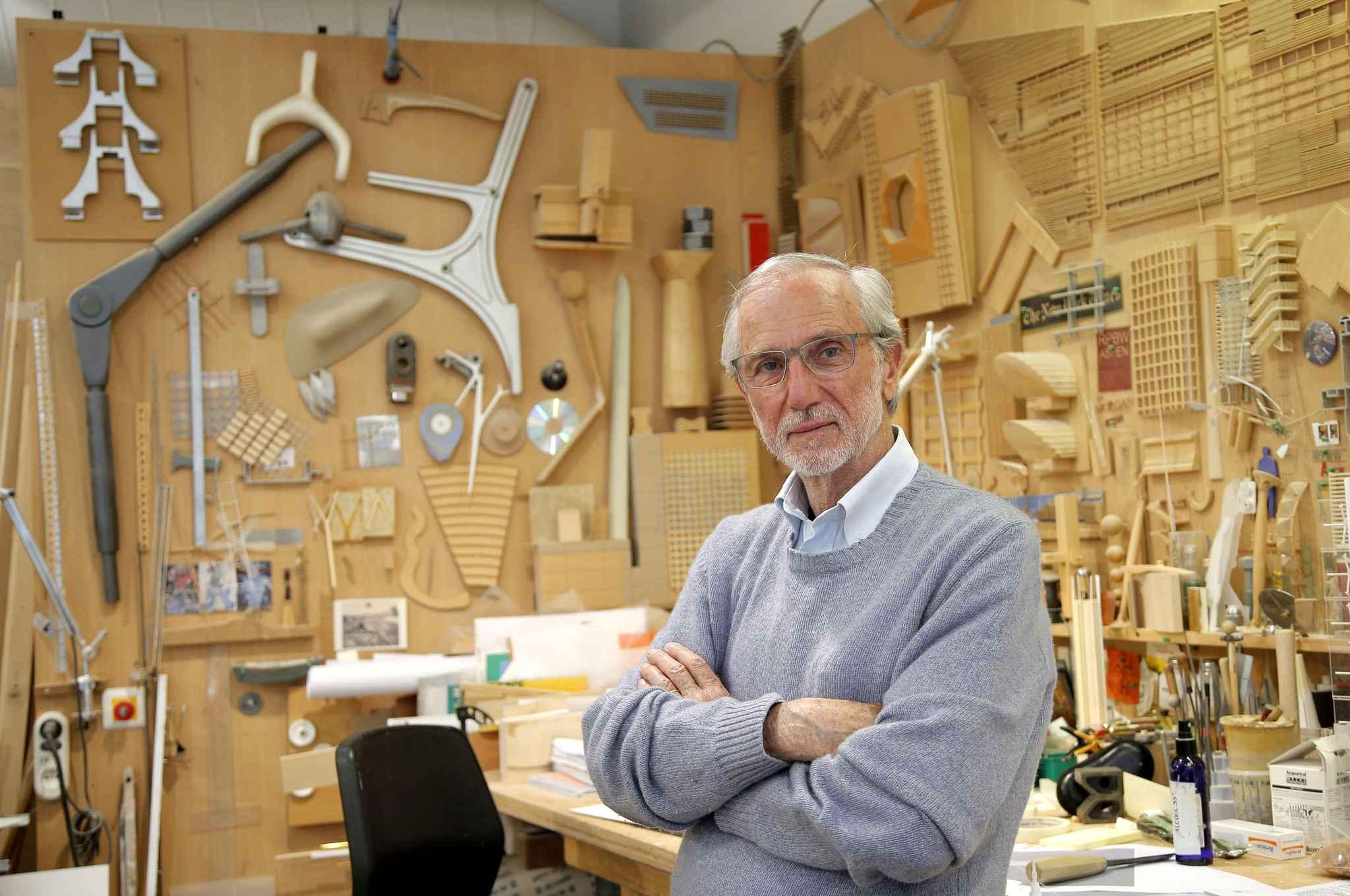 Happy 80th birthday Renzo Piano!