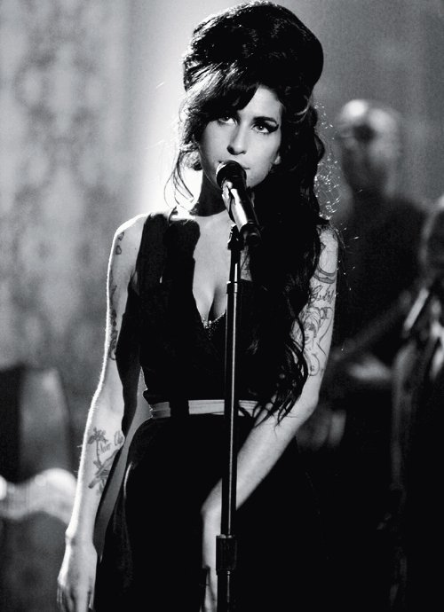 Happy birthday to THE Queen. Happy birthday Amy Winehouse.