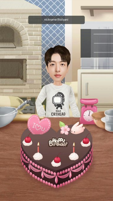 Lee Jung Shin birthday event. HAPPY BIRTHDAY