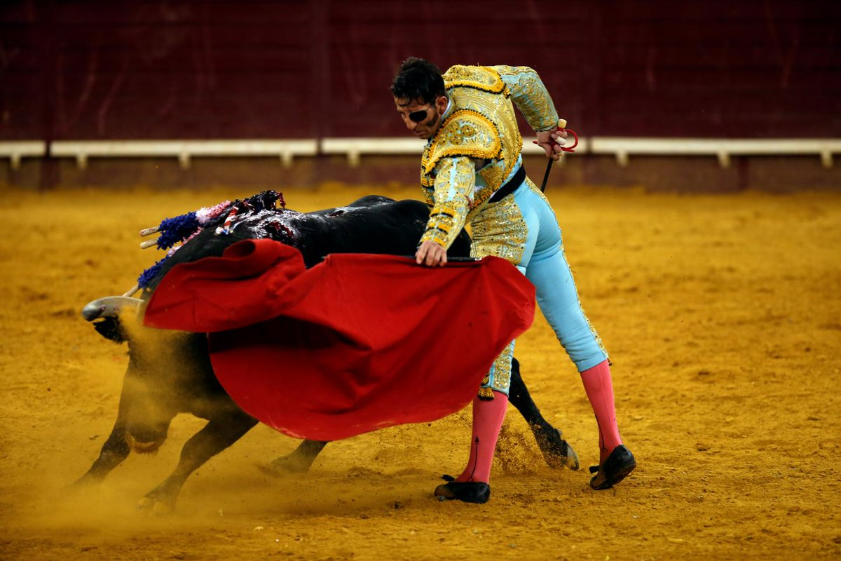 Bullfighting faces an uncertain future in a divided Spain