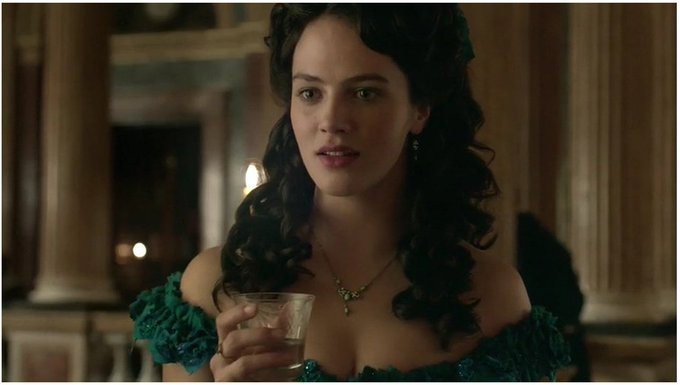 Wishing Jessica Brown Findlay (seen here in VICTOR FRANKENSTEIN)  a very Happy Birthday.