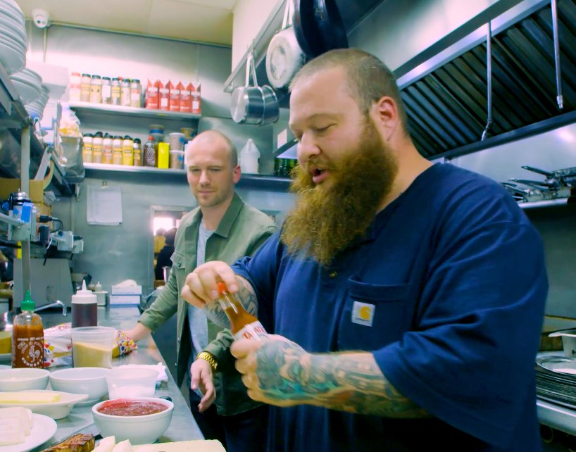 RT @firstwefeast: If this doesn't make you cop @ActionBronson's new cookbook, nothing will. ???? https://t.co/9wGKQS1n1t