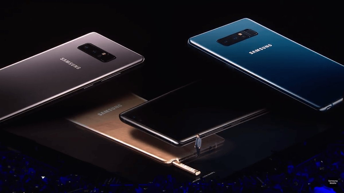 Samsung Galaxy Note 8 Specifications and Price in Kenya