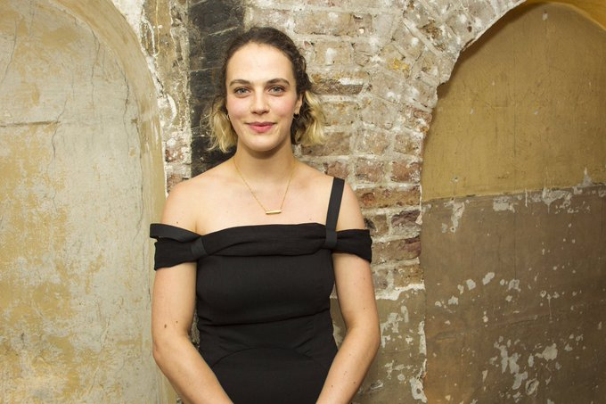 Happy birthday to Jessica Brown Findlay, recently seen in Almeida\s Hamlet.