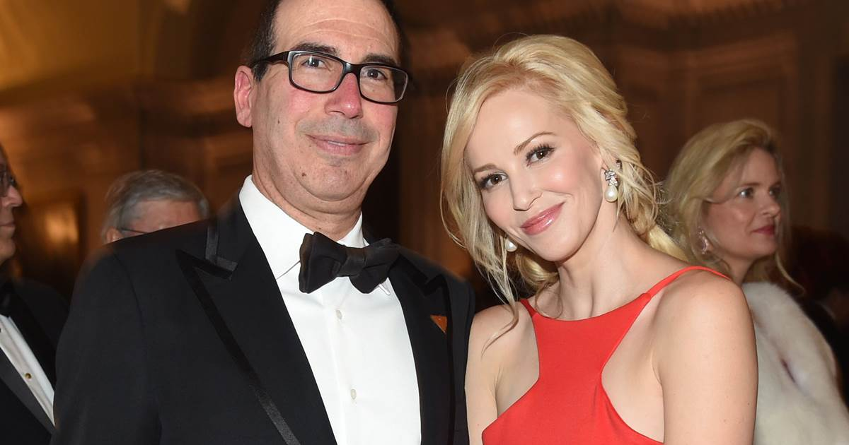 Honeymoon phase over. Just-married Mnuchin cancels government love jet