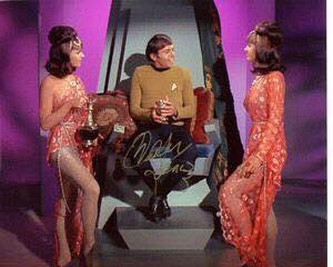 Happy birthday Walter Koenig!