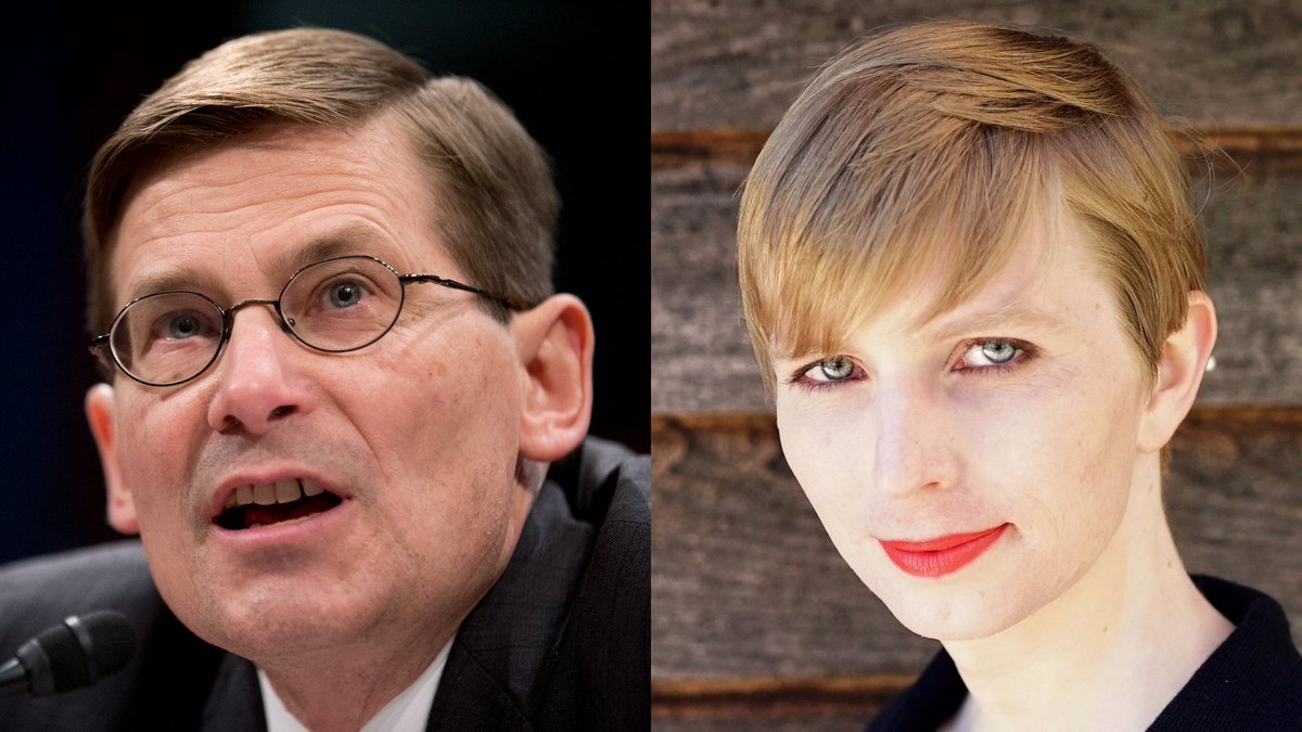 Massive weenie resigns from Harvard job because he can't stand Chelsea Manning