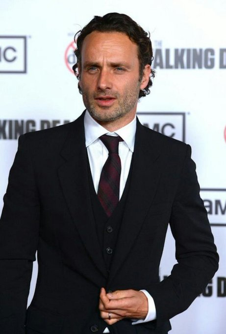 Happy Birthday To An Incredibly Talented Actor Andrew Lincoln!!