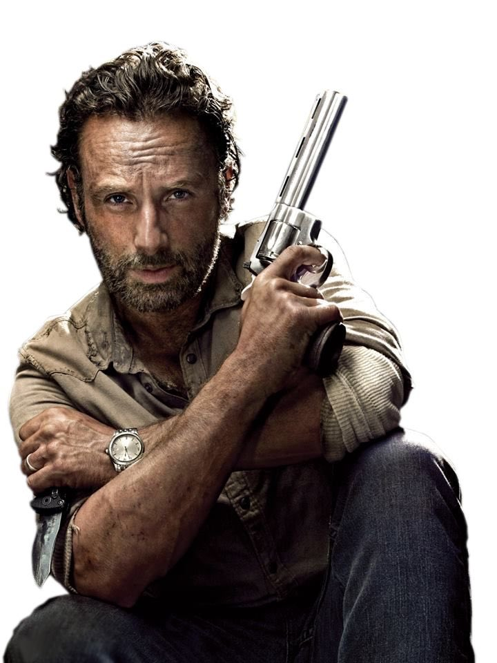 Happy Birthday to Andrew Lincoln! The actor is turning 44 this year!