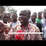 Violence in Iganga By-election