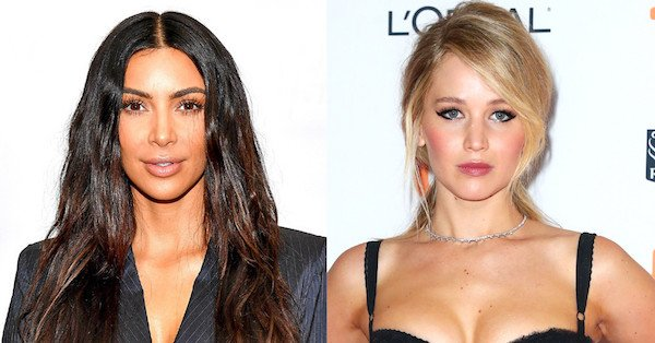 Kim Kardashian is fangirling over Jennifer Lawrence's love for KUWTK: