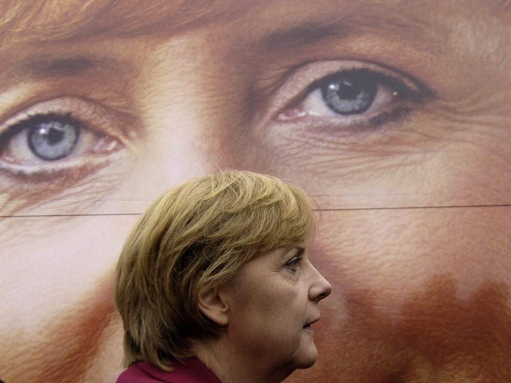 The pastor's daughter: How a striking family history shaped Chancellor Angela Merkel