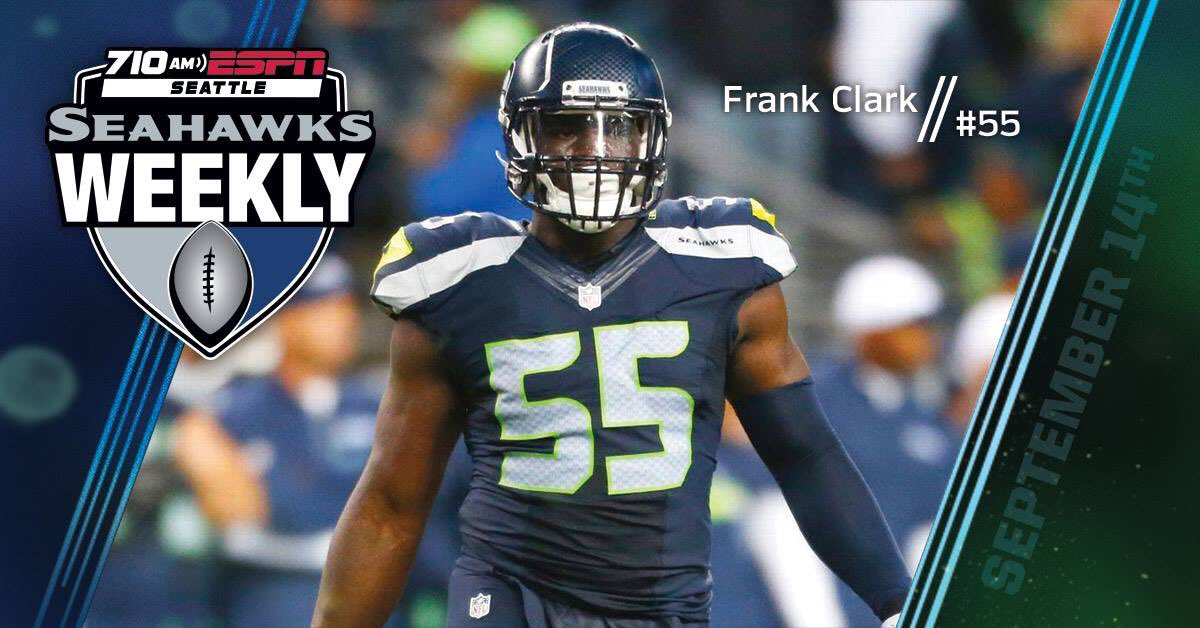 test Twitter Media - Head to the @PearlBellevue at 7pm tonight for another #SeattleSeahawks Weekly show from @710ESPNSeattle w/ guest Def End Frank Clark. https://t.co/Kp63UaEHDs