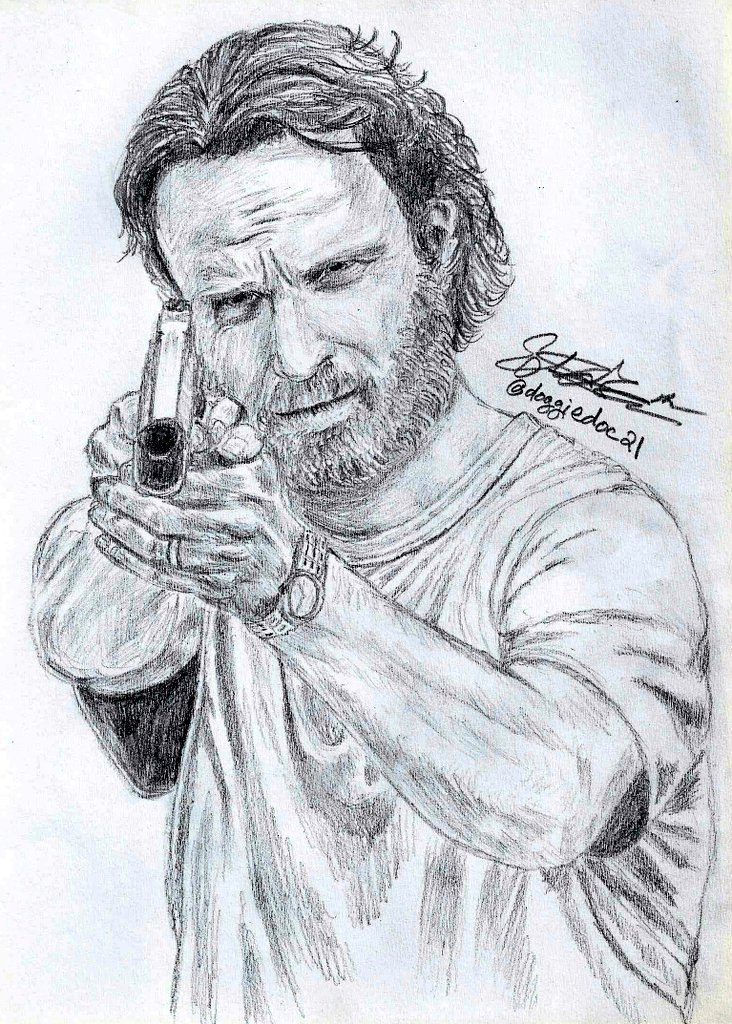 HAPPY BIRTHDAY TO ONE OF THE MOST BADASS DUDES OUT THERE, ANDREW LINCOLN!!! HOPE IT\S WONDERFUL!!!