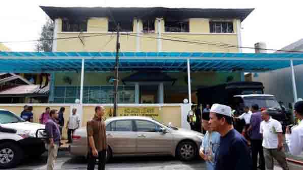 Malaysia school fire kills 24 children and teachers