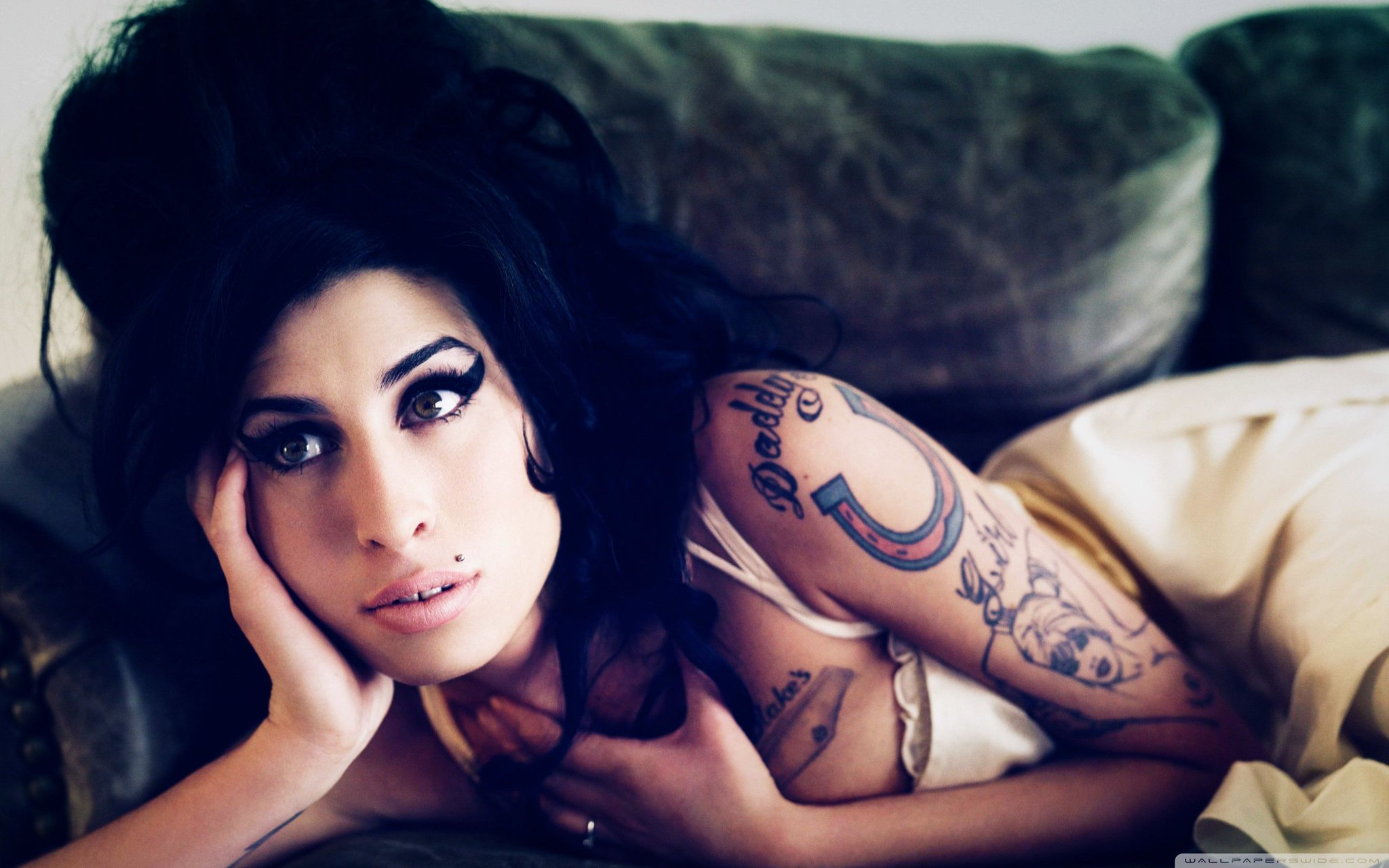 Happy Birthday, Amy Winehouse.