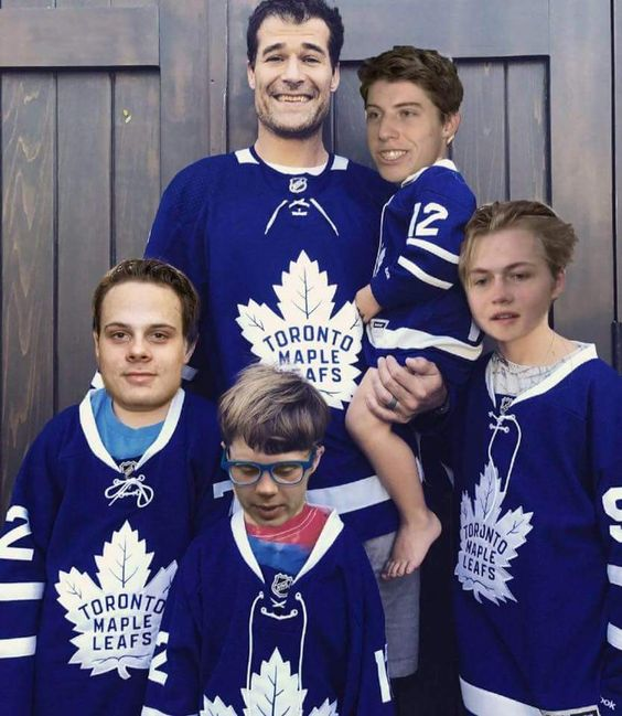 Happy 38th birthday to Patrick Marleau! He s truly a man among boys.