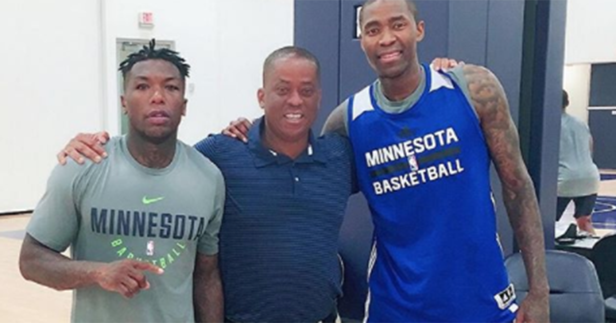 Nate Robinson works out for T-Wolves. �� https://t.co/4mE4YMIvbQ https://t.co/7VAZZUJ9aR