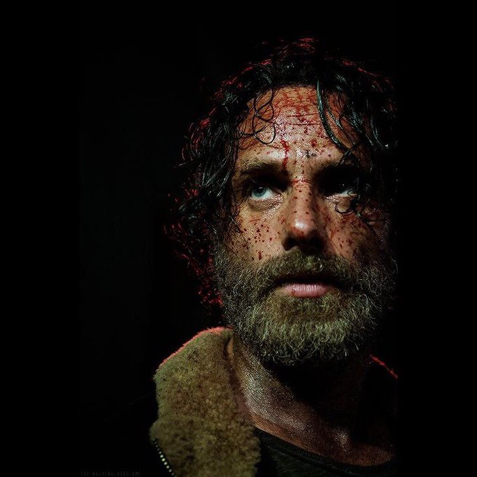 Happy 43rd birthday Andrew Lincoln