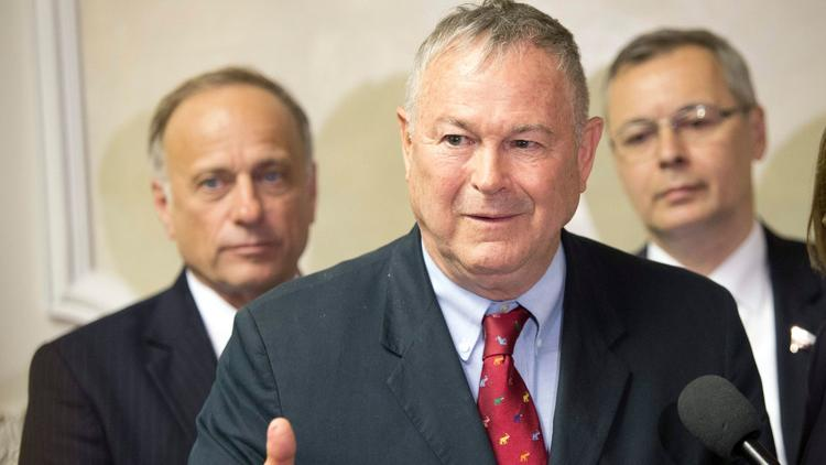 Rep. Dana Rohrabacher blames Democrats for Charlottesville violence: 'It was a setup' https://t.co/irzdRaX6ln https://t.co/11R9PQ6mJq