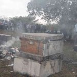 100 Migori Boys' students sleep in cold after fire razes dorm